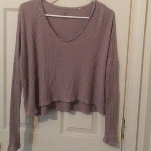 Pac  Sun Crop Sweater